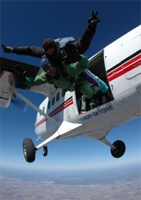 sky3 Skydiving is Incredible!