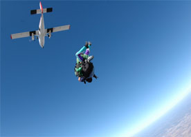 sky4 Skydiving is Incredible!