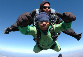 sky5 Skydiving is Incredible!