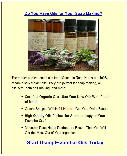 essoilpromo How to Create Herb Infused Oils